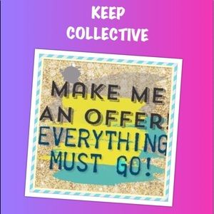 KEEP COLLECTIVE JEWELRY